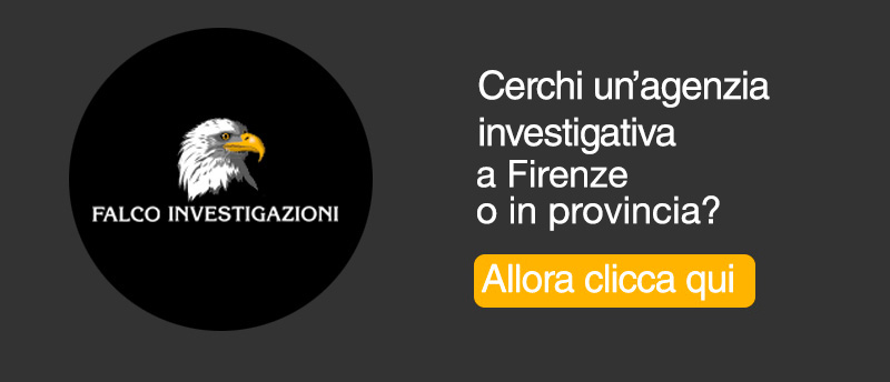 agenzia investigativa firenze